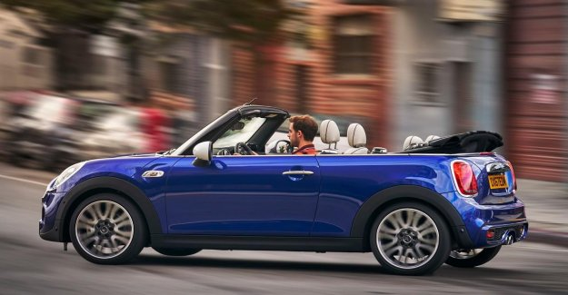 In the Netherlands these are the top of the range convertible, and tips for keeping them healthy