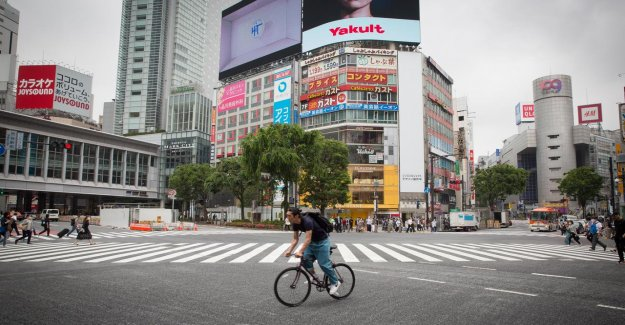 Japan is waiting with a boost in consumption, to a new disease outbreak to avoid a