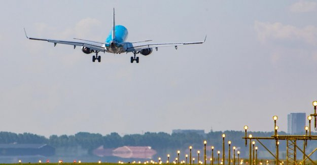 KLM aims to support the European operations in July, it doubled in August