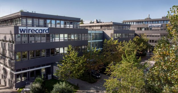 Loss of 2 billion euros from the payment service Wirecard has never existed in the first
