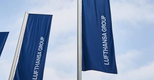 Lufthansa may have to faillissementsbescherming applications