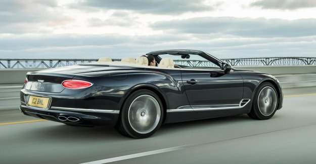 Luxeautomerk, the Bentley was forced to lay off a quarter of the jobs in the UK