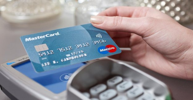 Mastercard is pushing with the acquisition, the attention of the credit card online services