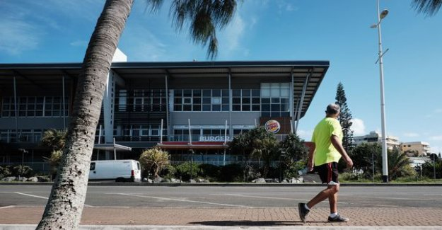 New Caledonia : the conditions for awarding the loan guarantees by the State go wrong