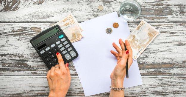 One of the lessons of an entrepreneur Merien ten Houten: Keep money matters in good order'