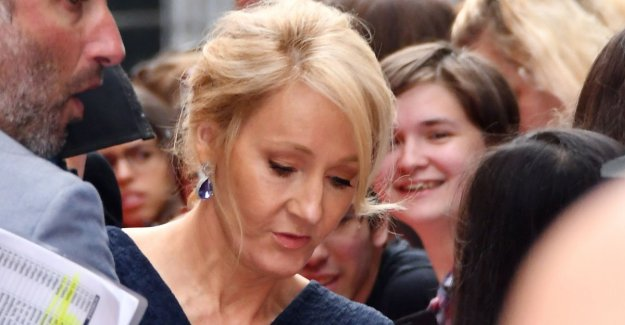 Rage against Rowling is scary