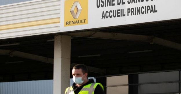 Renault : 1500 jobs in France relate to the engineering
