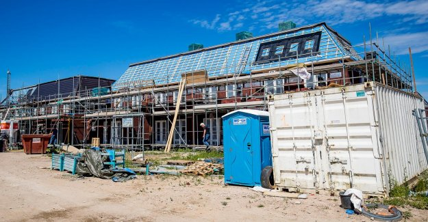 Research By: coronacrisis to 40,000 jobs in the construction industry