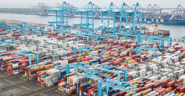Sharp contraction in exports in april, and the outlook is bleak
