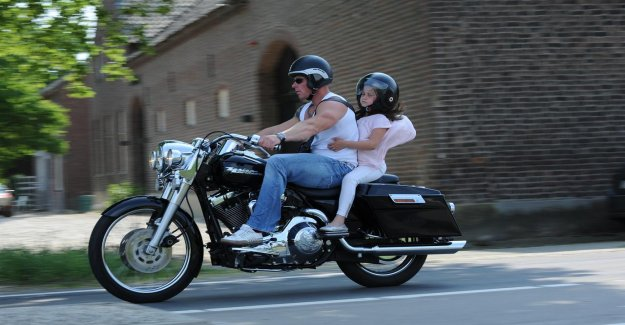 Significant increase in the sale of used motorcycles