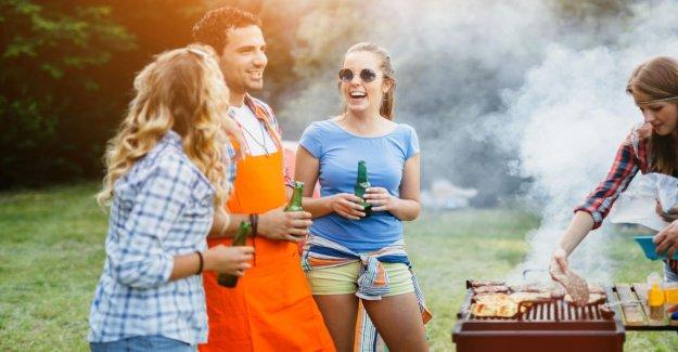 Study: warm weather drives supermarktomzet also, liquor stores, take advantage