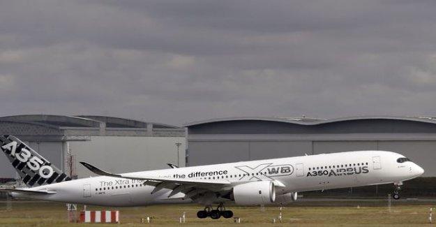 Support to aeronautics : The Mayor announced a total effort of 15 billion euros