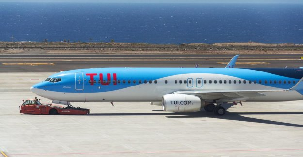 'TUI fly' wants to be staff and a fleet of contract'