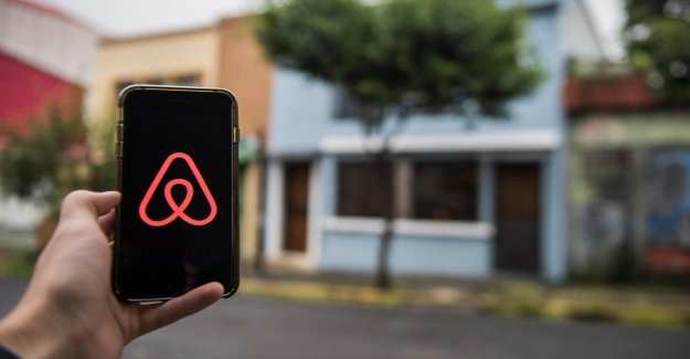 'The 50,000-claims-from Airbnb to the service, on other platforms the error is in