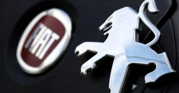 The EU is examining the merger between Fiat-Chrysler and Peugeot-mom for efficient