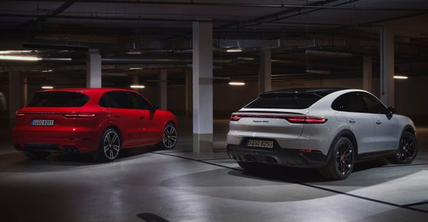 The Porsche Cayenne is now also in the GTS version is available