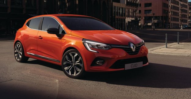 The Renault Clio may be the best-selling car in Europe