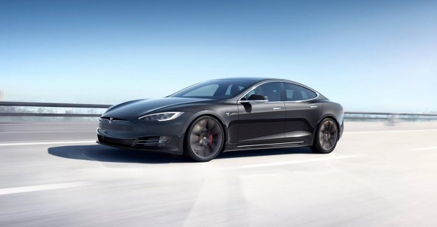 The american version of Tesla's Model S will go farther than ever