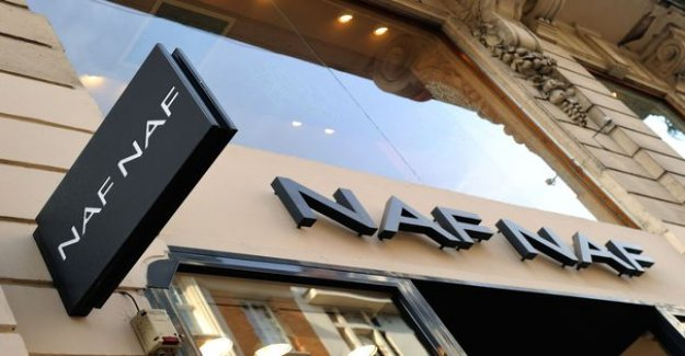 The brand Naf Naf acquisition by the group industrial Sy Corporate France