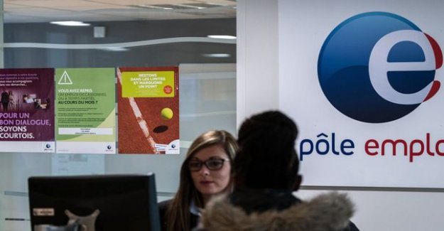 The government anticipates the removal of the 800,000 jobs in France