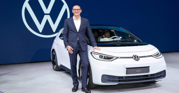 The new Vw CEO's need to shift to a more sustainable future