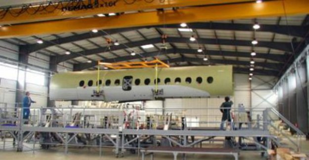 The oem aerospace Daher provides 1300 deletions of CDI