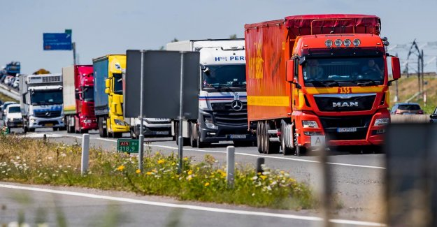 UNION warns of labour exploitation of foreign drivers