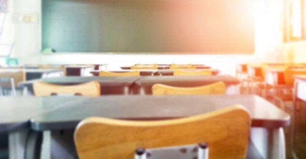 Unheard of knebling of the teachers
