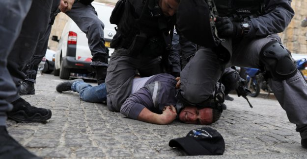 United STATES-police in learning from the israelis