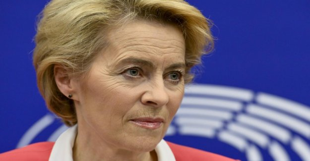 Von der Leyen: Dutch objections to plan to be taken seriously