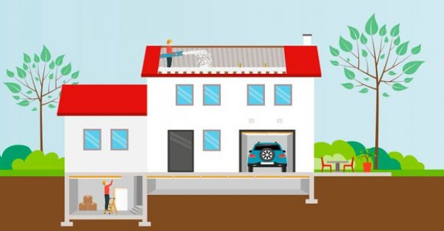 3 reasons to insulate your home