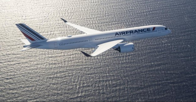 Air France was forced to lay off more than 7,500 jobs
