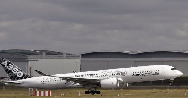 Airbus : more than 3,500 posts removed to Toulouse in the social plan