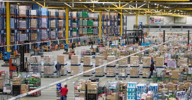 Albert Heijn is boerenacties at the distribution center is not the right way