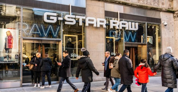Amsterdam, G-Star, hit hard by a corona, forced to lay off 150 jobs in the Netherlands