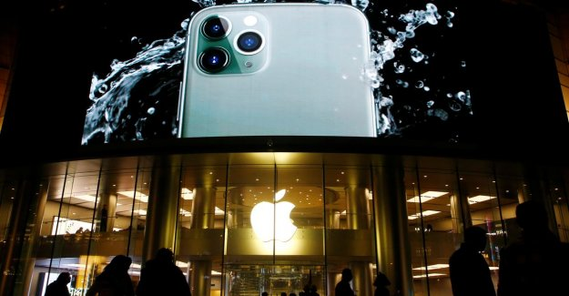 Apple wants to be in 2030, the CO2-neutral