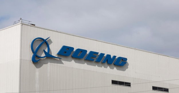 Authorities in US warn you once again, for failure of Boeing aircraft