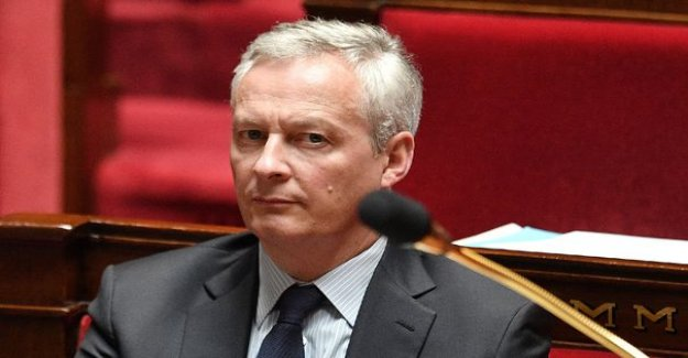 Bruno Le Maire, announced increases in resources for the justice, health and the police