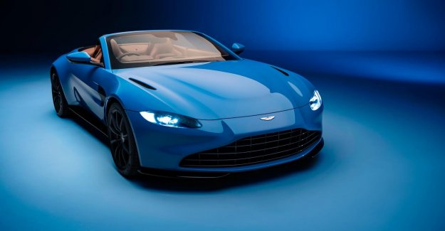 Corona pushes the car manufacturer, Aston Martin, to megaverlies