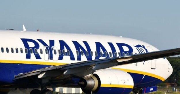 Covid-19 : the company Ryanair has lived the quarter of the most difficult in its history