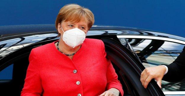 EU leaders are to begin in the fourth onderhandelingsdag, angela Merkel, is a positive