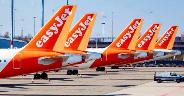 EasyJet will fly next month, is almost in the normal range of destinations