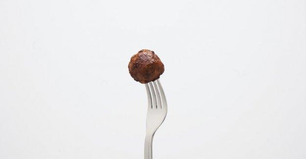 IKEA comes up with a vegan alternative to the billion-Swedish meatballs