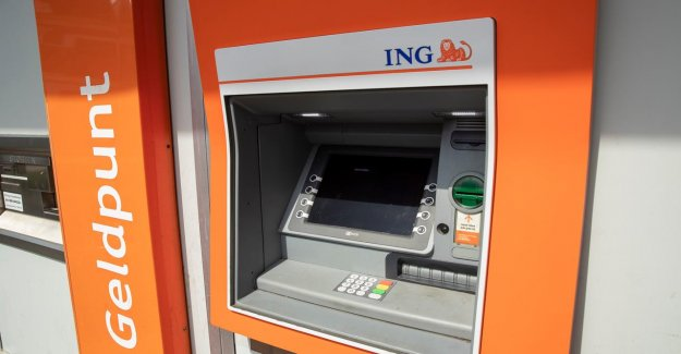 ING calculates now with higher costs due to the betaalrekeninghouders