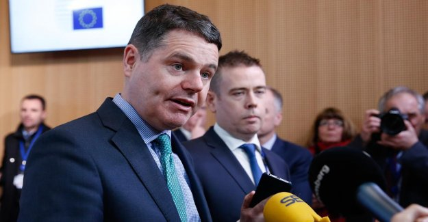 Irish minister Donohoe must have a national level of the deepest crisis in the life