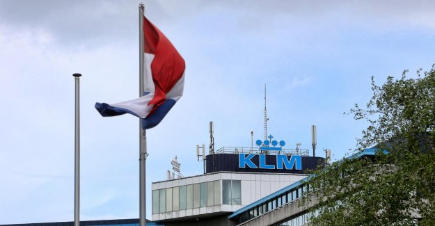 KLM on Friday for more details of the impending reorganization