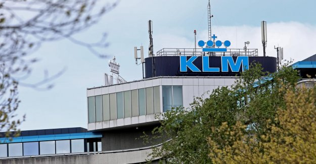 KLM, on the knuckles of discrimination on the basis of sex