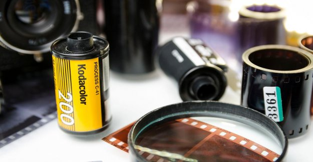 Kodak is going to make drugs, market capitalization increases by 1.540 percent