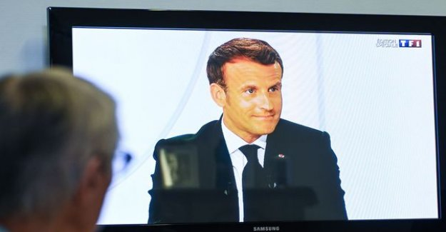 Macron plans to offset the removal of the housing tax for the wealthy