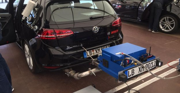 Method of measurement the emission of nitrogen oxides from passenger cars needs to be better